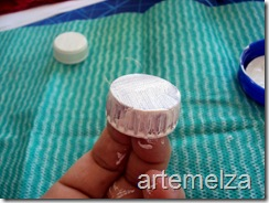 ARTEMELZA - coelho de tampinha de refrigerante-3